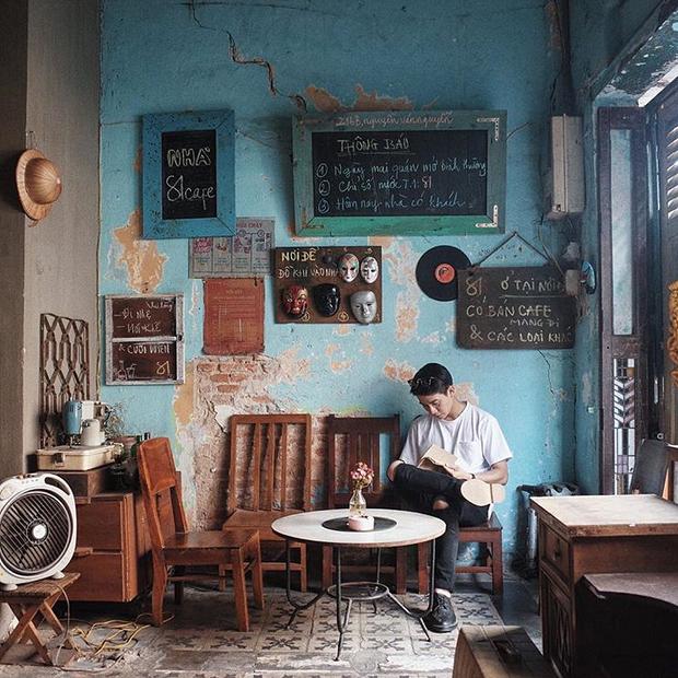 Trung Thu, đi ngay những quán cà phê retro ở Sài Gòn cho hợp không khí hoài cổ nào - Ảnh 6.