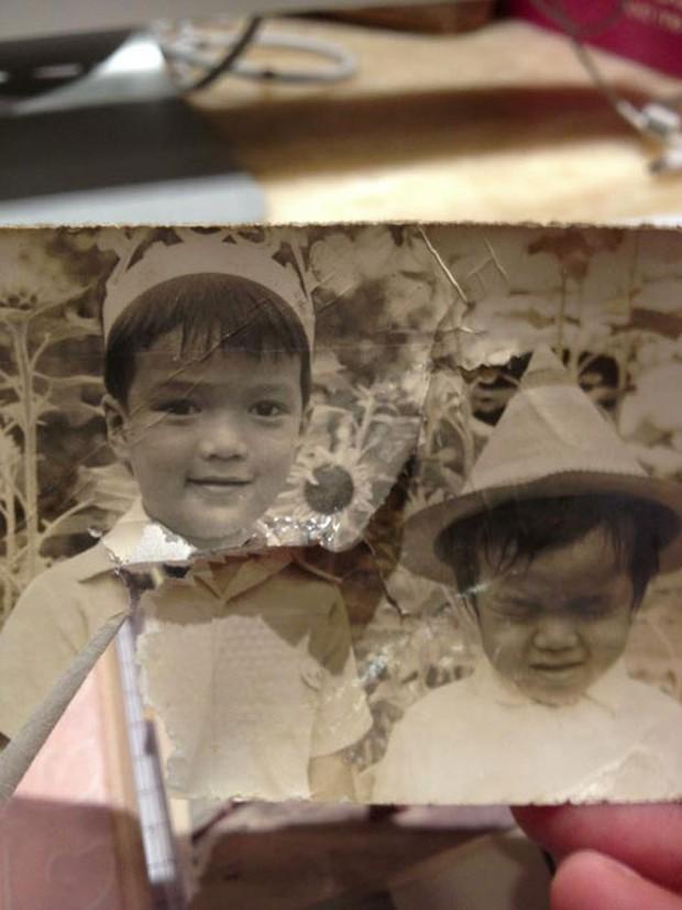 Đàm Vĩnh Hưng: Tuổi thơ cơ cực, bần cùng đến quan tài cho ba cũng không có tiền mua - Ảnh 2.