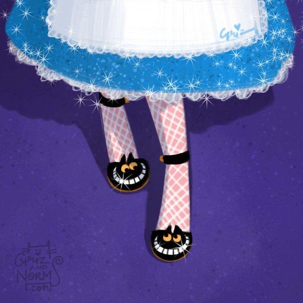 Bộ sưu tập giày hàng hiệu của các nàng công chúa Disney - Ảnh 8.