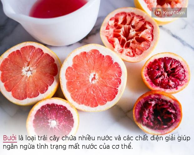 Da vừa khô vừa sạm thì hãy ăn ngay những loại quả sau - Ảnh 2.