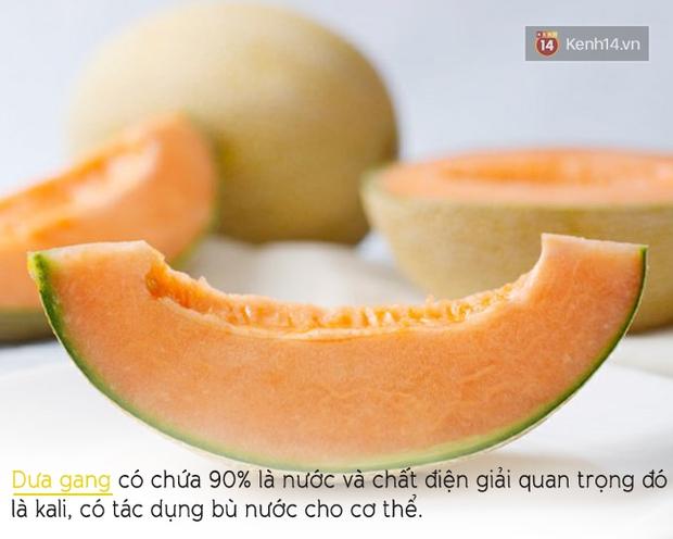 Da vừa khô vừa sạm thì hãy ăn ngay những loại quả sau - Ảnh 4.