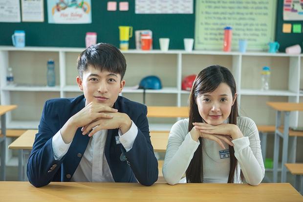 Midu và Harry Lu cưa sừng làm nghé trong phim thanh xuân vườn trường Việt - Ảnh 5.