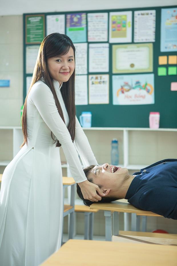 Midu và Harry Lu cưa sừng làm nghé trong phim thanh xuân vườn trường Việt - Ảnh 4.