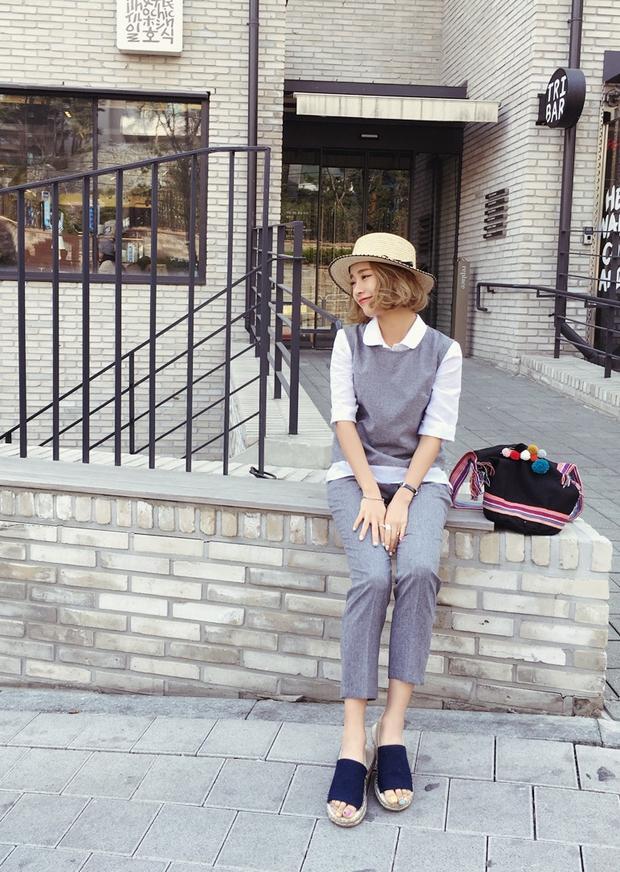 8 kiểu sandal đế bệt trendy nhất mùa hè này - Ảnh 27.