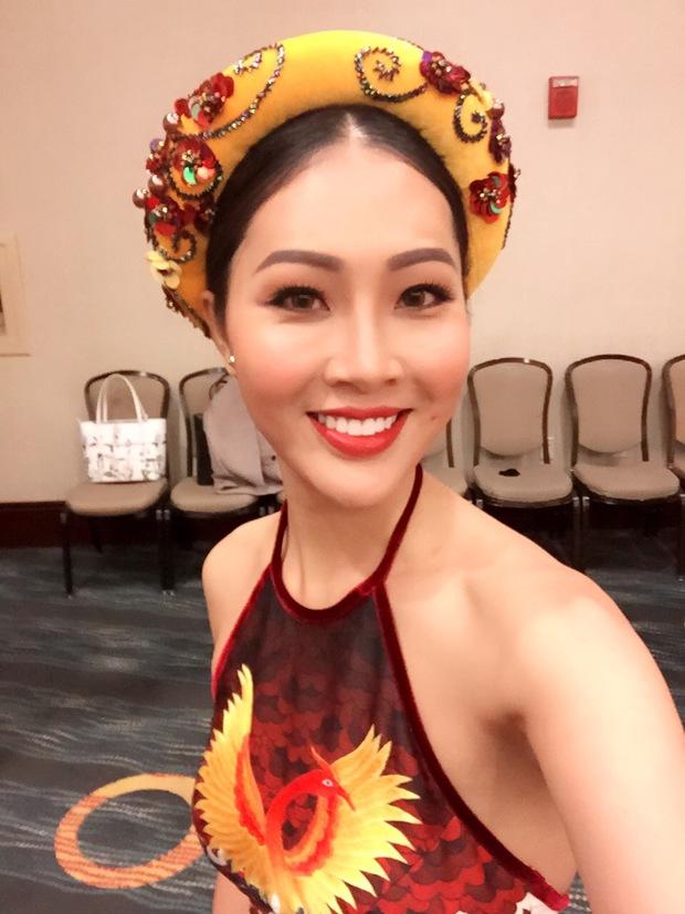 Gặp sự cố bất ngờ, Diệu Ngọc buộc phải thay đổi phần thi tài năng tại Miss World vào phút chót - Ảnh 2.
