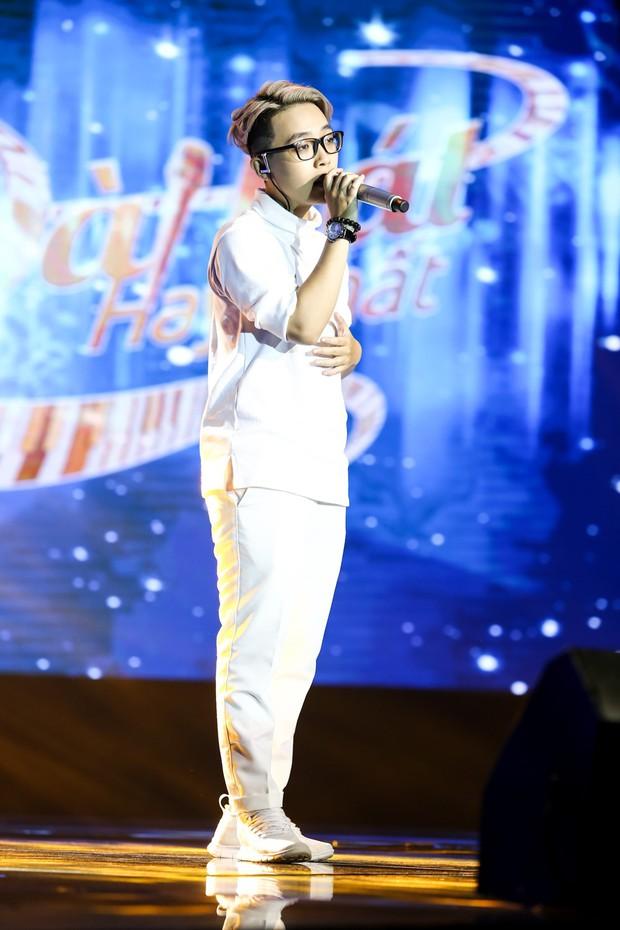 Sing My Song: Phan Mạnh Quỳnh tạo hit mới, Trịnh Thăng Bình bất ngờ bị loại - Ảnh 6.