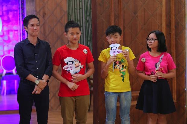 Ngô Thanh Hòa lộ điểm yếu trước Thanh Cường, cậu bé cool ngầu Hoàng Hải ra về - Ảnh 11.