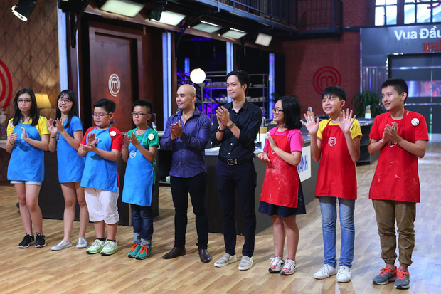 Ngô Thanh Hòa lộ điểm yếu trước Thanh Cường, cậu bé cool ngầu Hoàng Hải ra về - Ảnh 3.