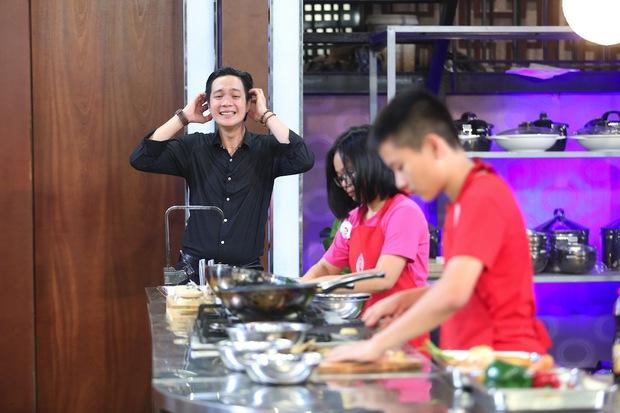 Ngô Thanh Hòa lộ điểm yếu trước Thanh Cường, cậu bé cool ngầu Hoàng Hải ra về - Ảnh 6.