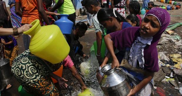 Ấn Độ: 454 người tự tử vì nắng nóng kinh hoàng kéo dài - Ảnh 3.