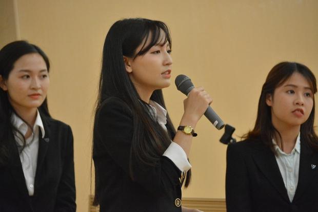 3 nữ du học sinh Việt xinh đẹp chiến thắng giải thưởng 1,5 triệu yên với ý tưởng khởi nghiệp trên đất Nhật - Ảnh 6.