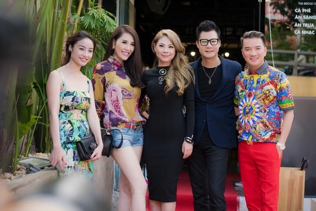 Thanh Thảo: Biết đâu Ngô Kiến Huy sẽ là khách mời thứ 8 trong liveshow - Ảnh 9.
