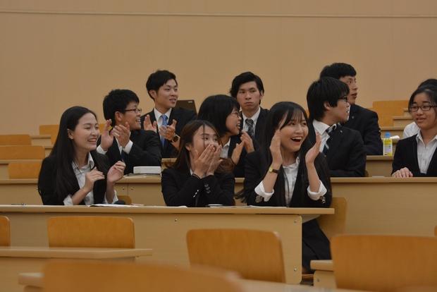 3 nữ du học sinh Việt xinh đẹp chiến thắng giải thưởng 1,5 triệu yên với ý tưởng khởi nghiệp trên đất Nhật - Ảnh 9.