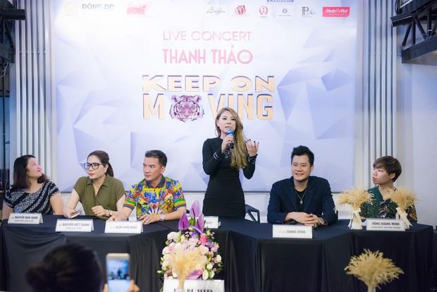 Thanh Thảo: Biết đâu Ngô Kiến Huy sẽ là khách mời thứ 8 trong liveshow - Ảnh 1.