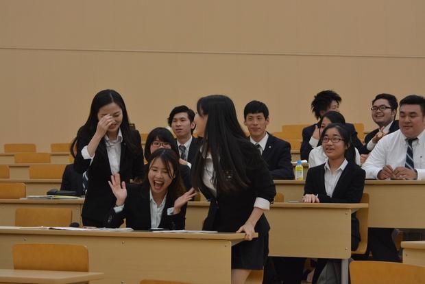 3 nữ du học sinh Việt xinh đẹp chiến thắng giải thưởng 1,5 triệu yên với ý tưởng khởi nghiệp trên đất Nhật - Ảnh 11.