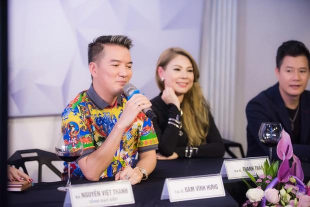 Thanh Thảo: Biết đâu Ngô Kiến Huy sẽ là khách mời thứ 8 trong liveshow - Ảnh 2.