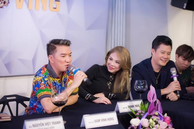 Thanh Thảo: Biết đâu Ngô Kiến Huy sẽ là khách mời thứ 8 trong liveshow - Ảnh 3.