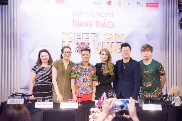 Thanh Thảo: Biết đâu Ngô Kiến Huy sẽ là khách mời thứ 8 trong liveshow - Ảnh 10.