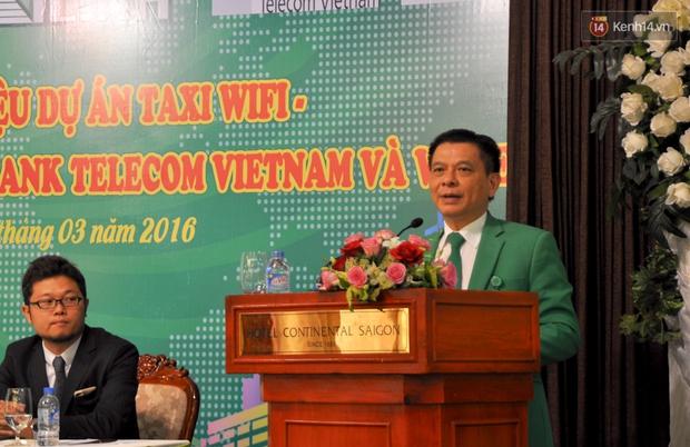Thử nghiệm wifi miễn phí trên 1.000 xe taxi ở Sài Gòn, Hà Nội và Đà Nẵng - Ảnh 1.