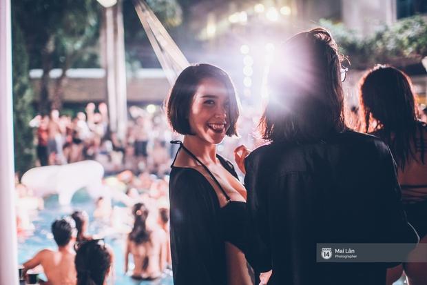Pool party cuối tuần - Con gái Hà Nội, khi muốn sexy thì cũng sexy hết cỡ! - Ảnh 9.