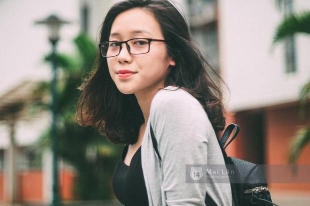 Phương Khanh: Nữ sinh trường Ams siêu nổi bật trong Ngày hội áo dài vì cười quá xinh - Ảnh 11.
