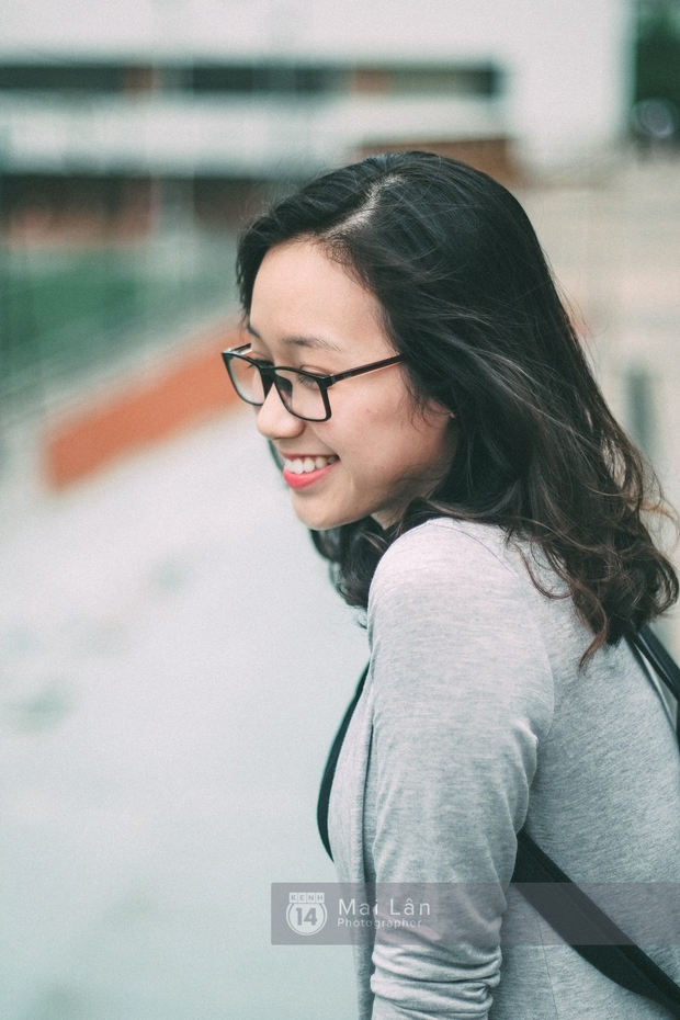 Phương Khanh: Nữ sinh trường Ams siêu nổi bật trong Ngày hội áo dài vì cười quá xinh - Ảnh 13.