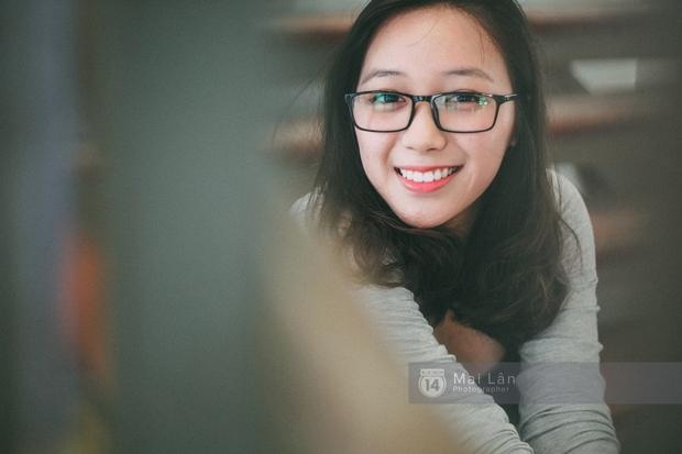 Phương Khanh: Nữ sinh trường Ams siêu nổi bật trong Ngày hội áo dài vì cười quá xinh - Ảnh 5.