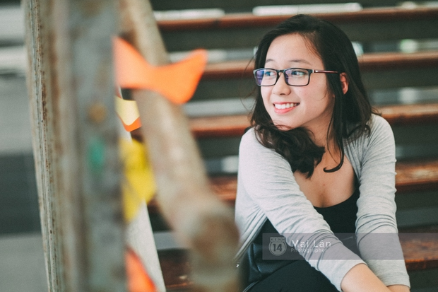 Phương Khanh: Nữ sinh trường Ams siêu nổi bật trong Ngày hội áo dài vì cười quá xinh - Ảnh 6.