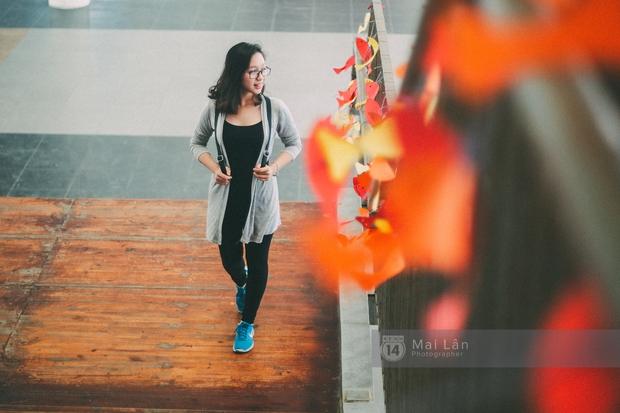 Phương Khanh: Nữ sinh trường Ams siêu nổi bật trong Ngày hội áo dài vì cười quá xinh - Ảnh 15.