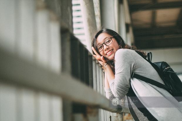 Phương Khanh: Nữ sinh trường Ams siêu nổi bật trong Ngày hội áo dài vì cười quá xinh - Ảnh 16.