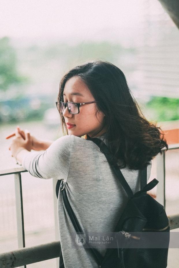 Phương Khanh: Nữ sinh trường Ams siêu nổi bật trong Ngày hội áo dài vì cười quá xinh - Ảnh 17.