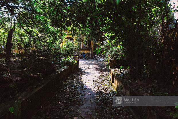 Ít ai biết ở gần Hà Nội có ngôi làng cổ hơn 200 năm tuổi, đẹp như tranh! - Ảnh 4.