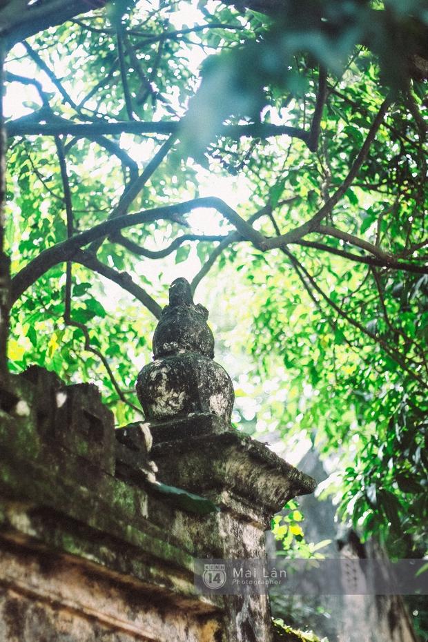 Ít ai biết ở gần Hà Nội có ngôi làng cổ hơn 200 năm tuổi, đẹp như tranh! - Ảnh 16.