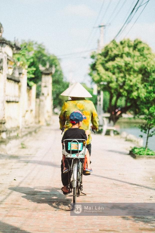 Ít ai biết ở gần Hà Nội có ngôi làng cổ hơn 200 năm tuổi, đẹp như tranh! - Ảnh 25.
