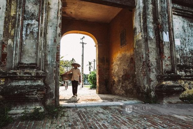Ít ai biết ở gần Hà Nội có ngôi làng cổ hơn 200 năm tuổi, đẹp như tranh! - Ảnh 6.