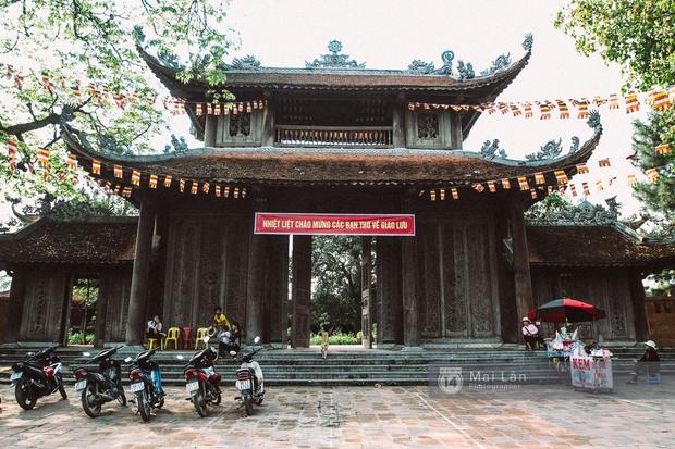 Ít ai biết ở gần Hà Nội có ngôi làng cổ hơn 200 năm tuổi, đẹp như tranh! - Ảnh 10.