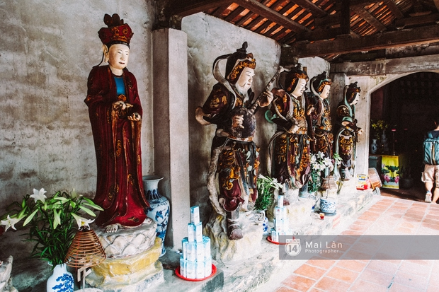 Ít ai biết ở gần Hà Nội có ngôi làng cổ hơn 200 năm tuổi, đẹp như tranh! - Ảnh 13.