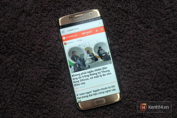 Galaxy S7 đưa Samsung vượt mặt mọi đối thủ, lên ngôi đầu về thiết kế - Ảnh 1.