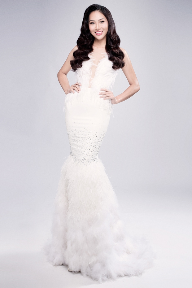 Bằng cách này, khán giả Việt Nam có thể đưa Diệu Ngọc lọt vào top 10 Miss World 2016 - Ảnh 1.