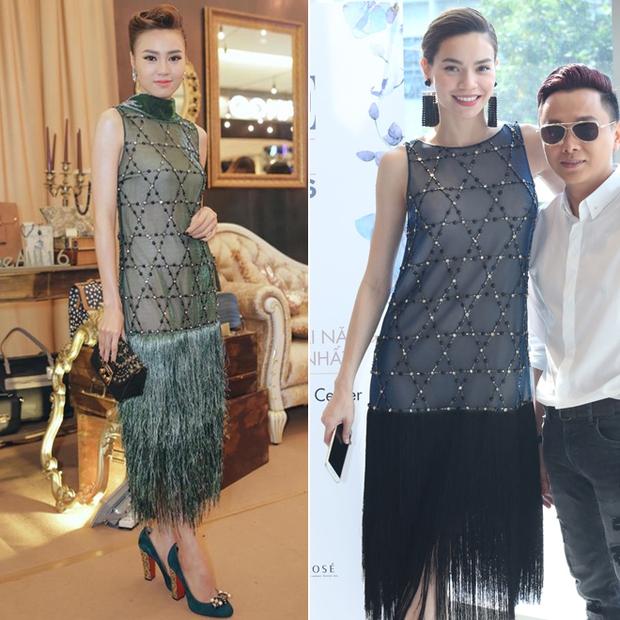 Hồ Ngọc Hà & Phạm Hương, 2 cái bìa báo nhưng chung váy đầm 200 triệu, ai đẹp hơn? - Ảnh 11.