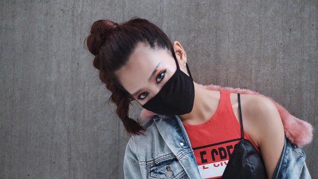 Min khoe đụng độ Red Velvet, SISTAR và Key (SHINee) khi dự show tại Tuần lễ thời trang Seoul - Ảnh 11.