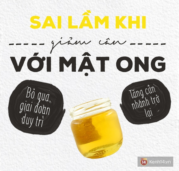 Cách giảm 2kg trong 3 ngày bằng mật ong và những sai lầm thường gặp - Ảnh 9.