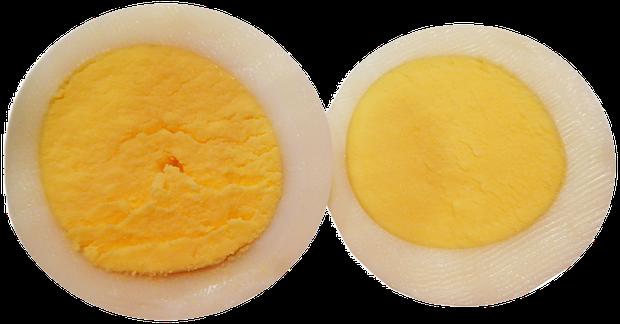 Khi trứng luộc xuất hiện viền màu xanh thì có nghĩa là gì? - Ảnh 3.