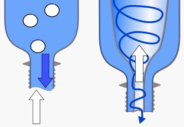 Đố bạn cách đổ nước ra khỏi chai nhựa nhanh nhất - Ảnh 5.