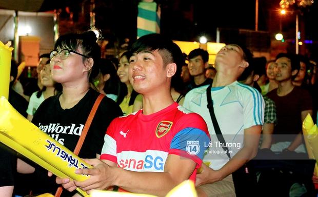 Hoa hậu Diễm Hương mong người hâm mộ tránh xa cá độ mùa Euro 2016 - Ảnh 9.