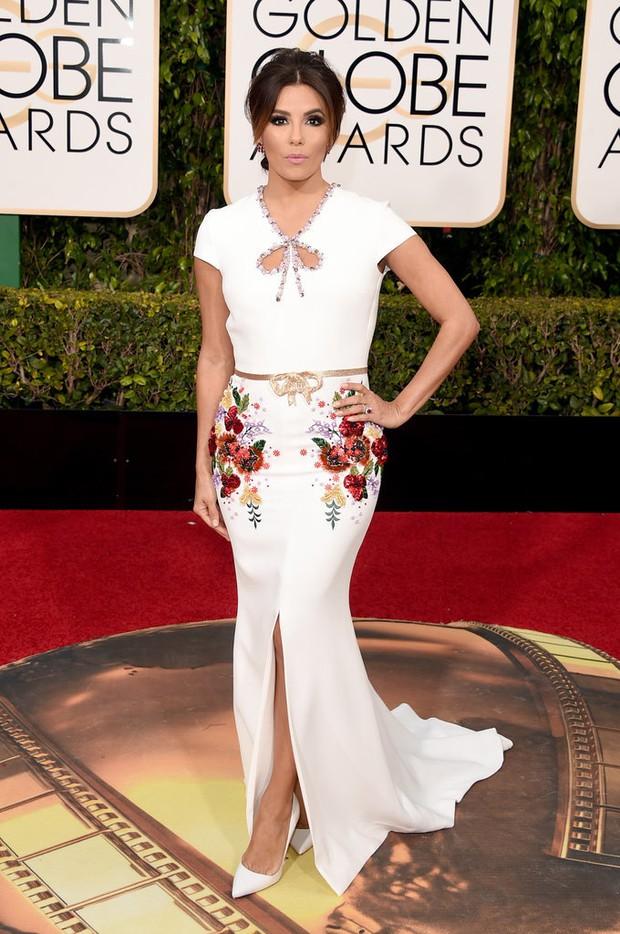 Katy Perry, Jennifer Lawrence và dàn sao lộng lẫy trên thảm đỏ Quả Cầu Vàng 2016 - Ảnh 44.