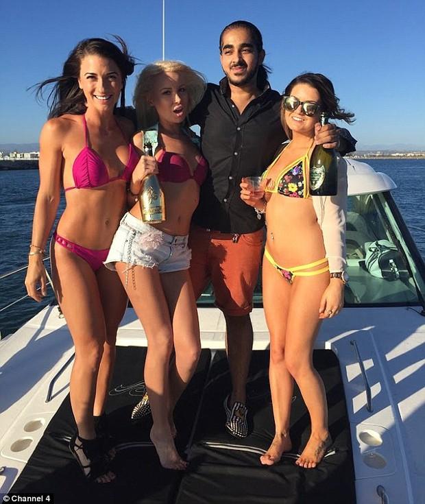 10 con nhà giàu nổi tiếng nhất Instagram vì độ chịu chơi và tài sản khổng lồ  - Ảnh 24.