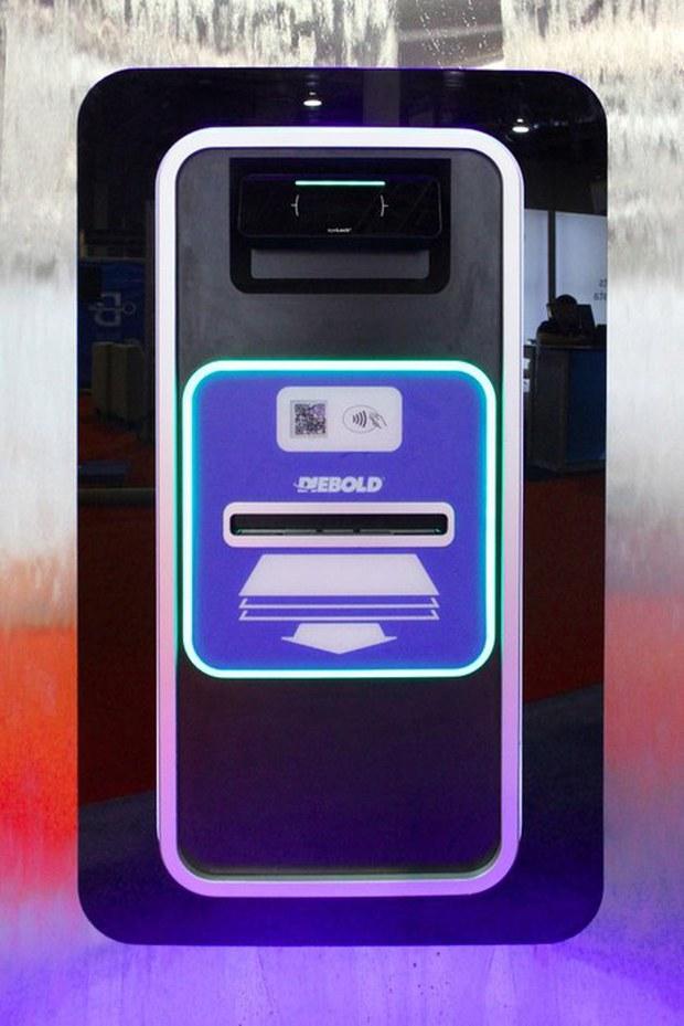 Irving - ATM thông minh tự nhả tiền khi người dùng ghé mắt - Ảnh 2.