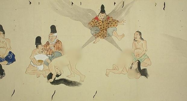 Thả bom nguyên tử - dòng tranh dân gian chế của Nhật Bản có thể bạn chưa biết - Ảnh 7.