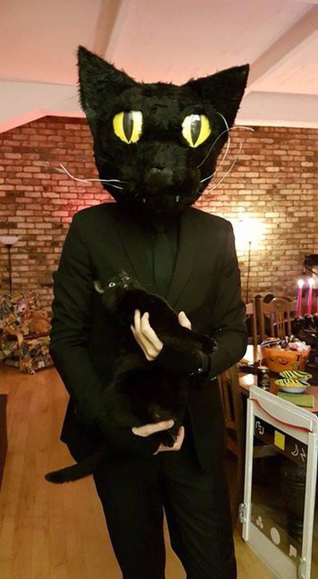 Cười không nhặt được mồm với những màn hóa trang bá đạo nhất mùa Halloween 2016 - Ảnh 6.